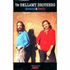 The Bellamy Brothers - Howard & David Bellamy, Cassette Tape