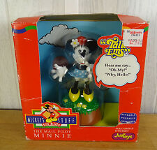 DISNEY MICKEY'S STUFF FOR KIDS ~ THE MAIL PILOT ~ Minnie Mouse Talk Ems ~ NEW