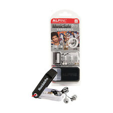Alpine MusicSafe Pro Reusable Music Safe Ear Plugs Hearing Protection 10 LEFT