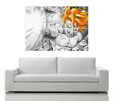 DRAGON BALL Z MANGA JAPANESE  WALL POSTER ART PICTURE PRINT LARGE