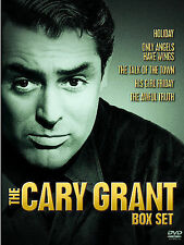 Cary Grant New 5 DVD Set Includes Holiday 10 Collectible Vintage Postcards