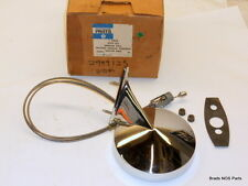 NOS MoPar 1969-1970 Plymouth Sport Fury GT Left remote chrome MIRROR  pn 2999125