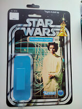 VINTAGE PRINCESS LEIA ORGANA 12 BACK STAR WARS RESTORATION KIT NON ADHESIVE