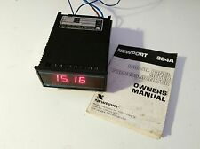 Newport digital panel meter 204A-03 C1,D1
