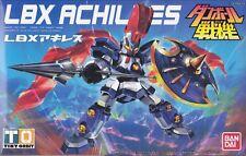 Little Battlers Experience LBX 001 Achilles Plastic Model Bandai