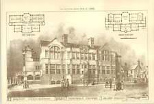 1900 Bolton Corporation Teachers Centre Hilden Street Bradshaw Gass