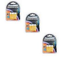 THREE 3 Batteries DMW-BLH7 DMW-BLH7PP DMW-BLH7E DMW-BLH7GK for Panasonic DMC-GM1