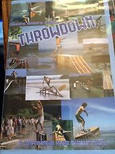 THROWDOWN / DASHBOARD SKIMBOARDS DVD - NEW!