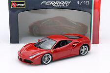 Ferrari 488 GTB rot 1:18 Bburago
