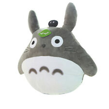 Totoro: 20-inch Totoro and Dust Bunny Plush Pillow