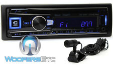 ALPINE CDE-163BT CD USB MP3 WMA AUX IPOD IPHONE EQUALIZER EQ BLUETOOTH RADIO NEW