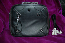 NEW Fiorelli Flight bag Possibly Leather With Mirror, soap bag, Strap