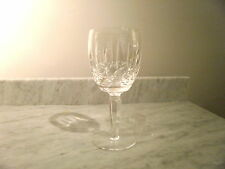 """WATERFORD KILDARE Water Goblets 7"""" high TWELVE available"""