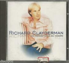 RICHARD CLAYDERMAN - Les rendez-vous du hasard - CD1997 MINT CONDITION
