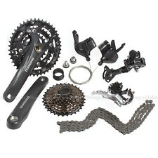 SHIMANO Acera M390 Groupset Group Set 9-speed 7pcs