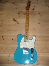 FENDER 1973 USA AMERICA TELE TELECASTER DAPHNE BLUE w/HC ship from JAPAN