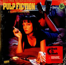 PULP FICTION SOUNDTRACK UK 180g vinyl LP + MP3 SEALED/NEW Dick Dale Chuck Berry