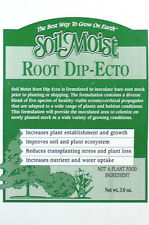 3oz BAG Soil Moist Mycorrhizal Root Dip Mix Ecto Only!
