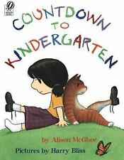 cool paperback:Countdown to Kindergarten-what will school be like? new to school