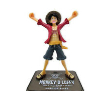 Anime One Piece Monkey D Luffy PVC Action Figure Figurine Toy 16cm No Box