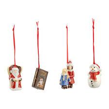 Villeroy & et boch nostalgic ornaments santa décorations pour arbres de noël neuf