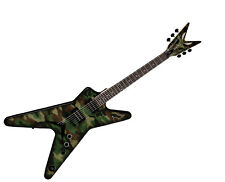 Dean Dimebag Dime Camo ML