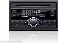 Blaupunkt New Jersey 220 CD Receiver Double Din Bluetooth iPod iPhone