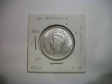 Southern Rhodesia 1937 2 Shillings Silver foreign coin