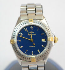 Breitling Swiss Made quartz Ref. 80510C Stainless steel case with steel & Gold