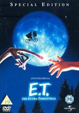 E.T The Extra Terrestrial (2008) Dee Wallace Stone, Henry Thomas UK REGION 2 DVD