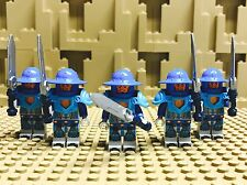 LEGO NEXO KNIGHTS™ Lot of 5 Royal Soldier mini figures
