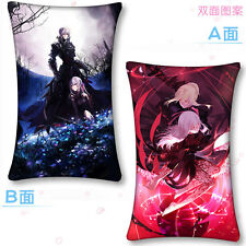 Popular Anime fate/stay night saber Comfort Dakimakura Pillow Cover Case 35*55