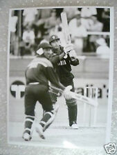 100% ORIGINAL Press Photograph: SANJAY MANJREKAR - AUSTRALIA v INDIA - BRISBANE