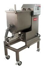 BRAND NEW Thunderbird AMG-50 Meat Grinder / Mixer - 6 HP / 110 lbs. Capacity #32