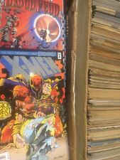 Long Box Of Comics Marvel DC Image Independence Lot