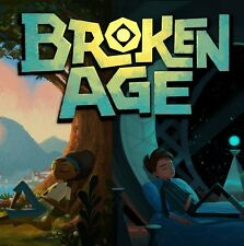 BROKEN AGE - Steam chiave key - Gioco PC Game - ITALIANO - Free shipping - ROW