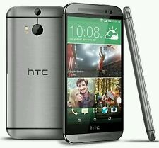 HTC ONE M8 GSM 4G 32GB ROM - 2GB RAM - MARSHMALLOW 6.0 - DUO CAMERA - GUN METAL