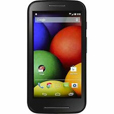 Motorola Moto E Android Prepaid Phone with Triple Minutes (Tracfone) Phone Only