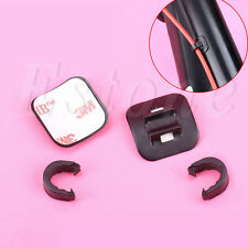 MTB Bike Brake Hydraulic Oil Cable Guide Fitting Line Tube Housing Base Clip