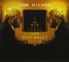 Hickox Tom, Tom Hick - War Peace & Diplomacy [New CD] UK - Import