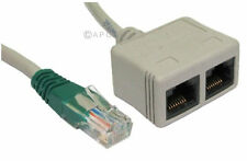Cat5e Cat 5e Rj45 DV Cable Economiser For both Data And Voice Networks RJ-ECON