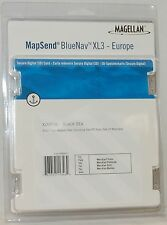 NEW Magellan MapSend BlueNav Europe Maps XL3 BLACK SEA SD Card Meridian GPS