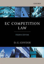 EC Competition Law (Oxford European Community Law Library)-ExLibrary