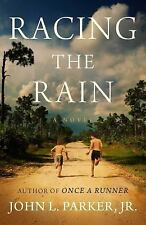 NEW Racing the Rain by John L. Jr. Parker Hardcover Book (English) Free Shipping