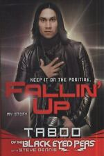 Fallin' Up : My Story by Taboo (2011, Hardcover)