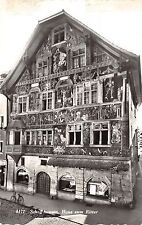 B47964 Schaffhausen Haus of Ritter  switzerland