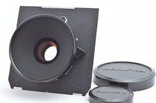 Fujifilm CM Fujinon W 105mm f/5.6 w/Black Copal, Lens board Excellent #992