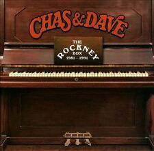 The Rockney Box, 1981-1991 [Box] by Chas & Dave (DVD, Feb-2014, 9 Discs,...