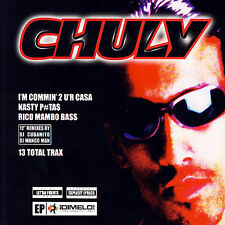 CHULY CASSETTE I'M COMMIN 2 U R CASA BRAND NEW SEALED