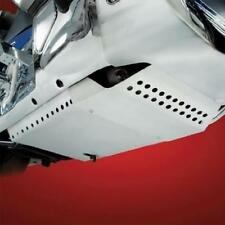 Show Chrome Belly Pan  Aluminum 52-817BK*